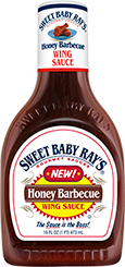 Honey Barbecue Wing Sauce