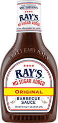 Original No Sugar Added BBQ Sauce