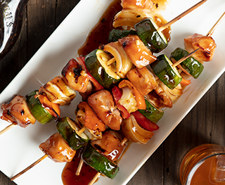 Sweet Baby Ray S Sweet Teriyaki Chicken Kabobs