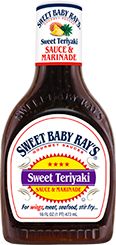 Sweet Teriyaki Marinade