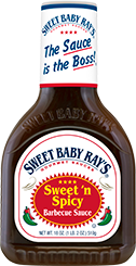 Sweet 'n Spicy Barbecue Sauce